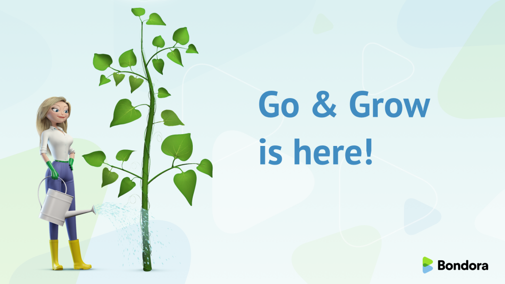 Go & Grow is here