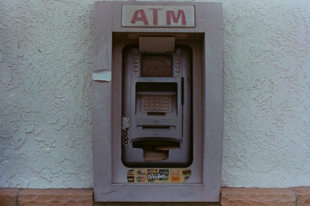 ATMs could soon become obsolete