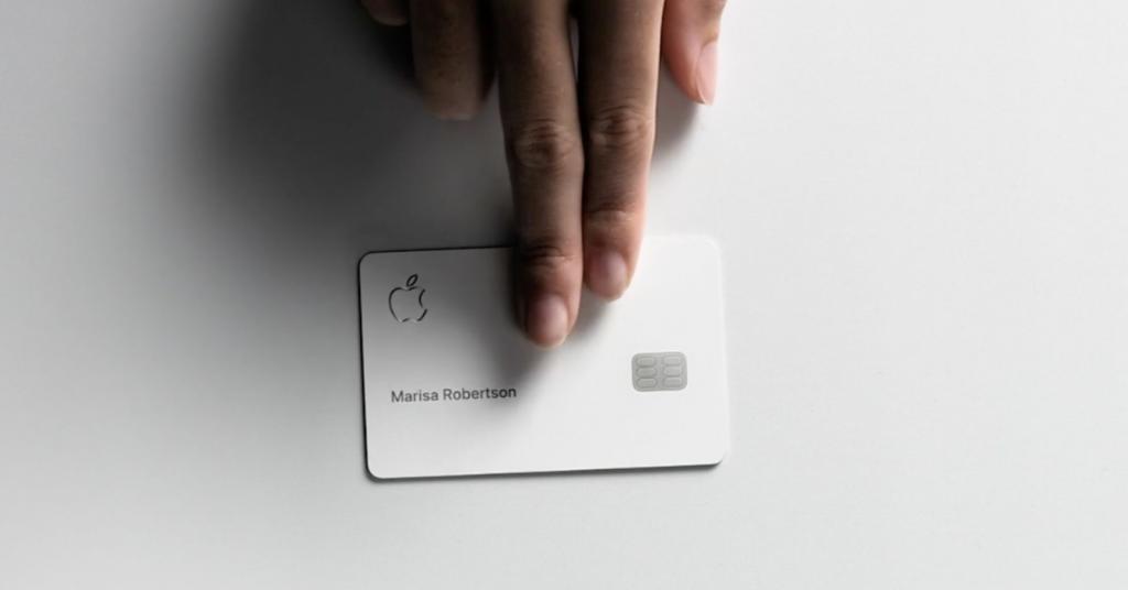 Apple-Kreditkarte