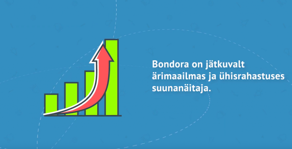 Bondora on VOITJA