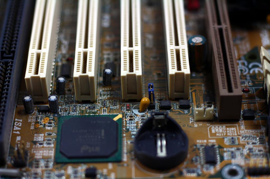 Broadband chip company