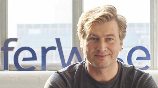CEO of TransferWise