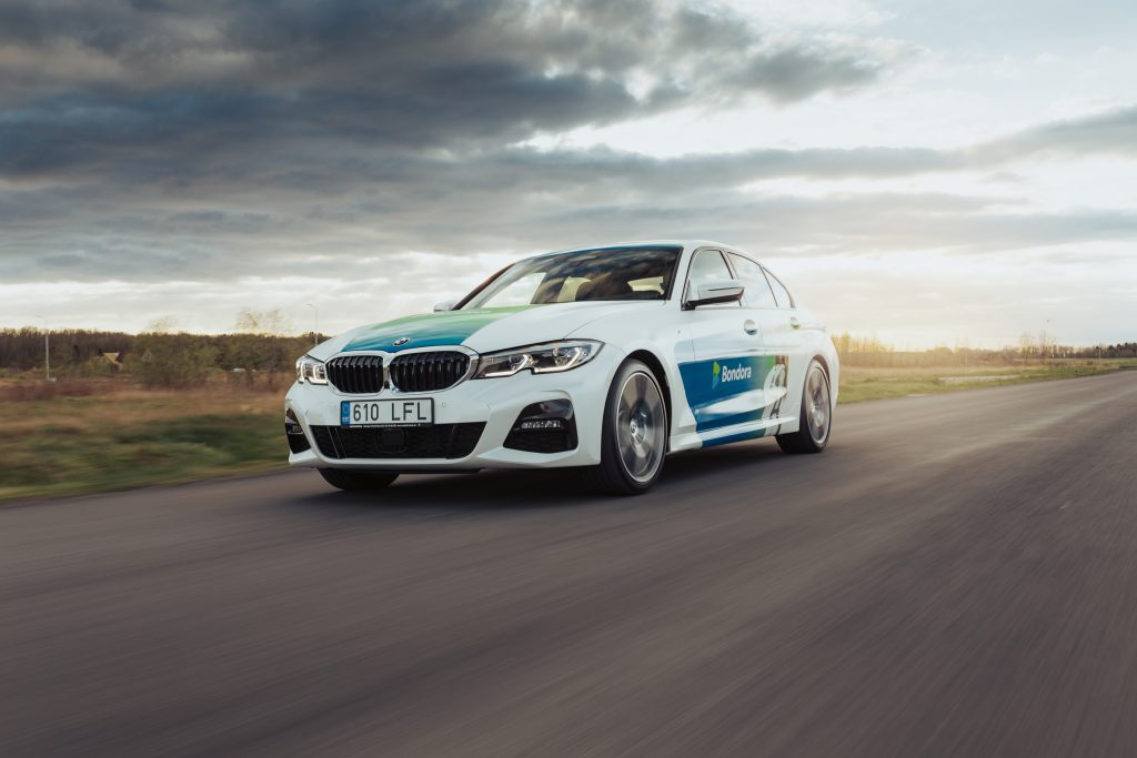 Invest and Drive BMW - Bondora