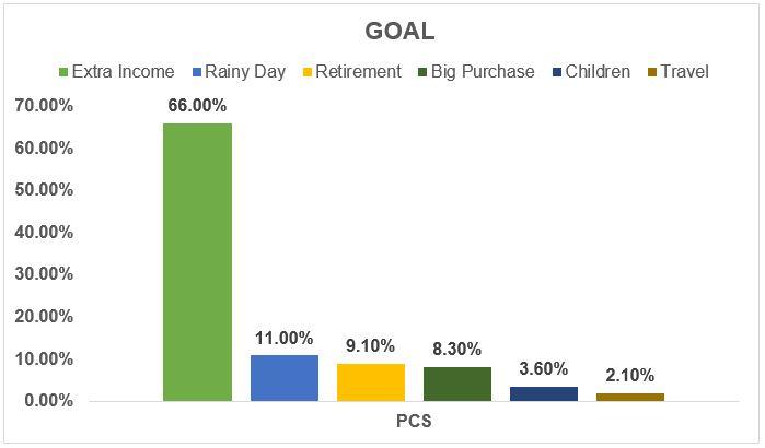 Investor chosen goal - january 2018
