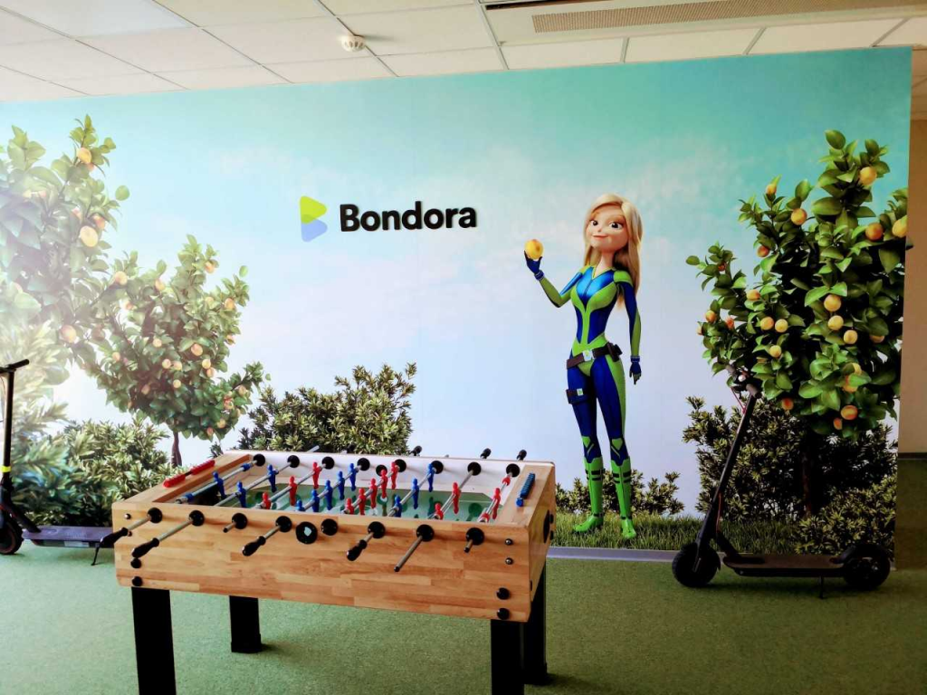 New office design - Bondora