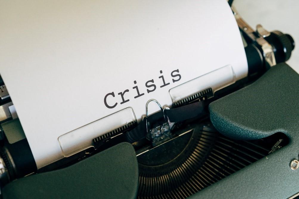 Wir befinden uns zwar in einer Krise, aber das ist noch lange kein Grund für Panik
