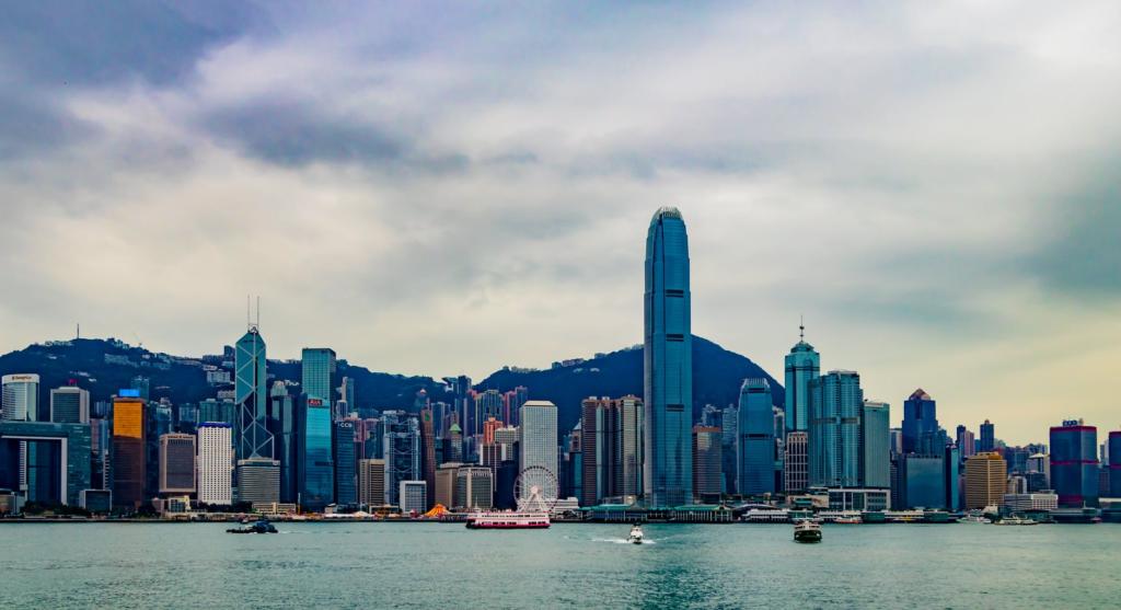 Political unrest in Hong Kong