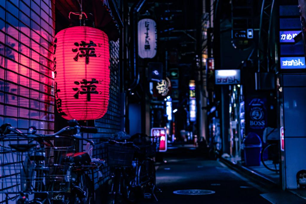 Saving in Japan