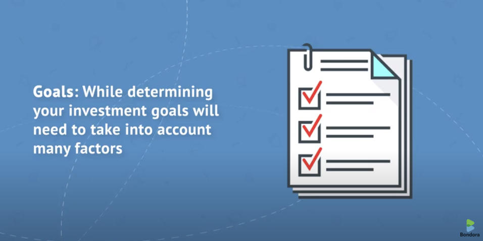 Why creating an investment plan is a good idea