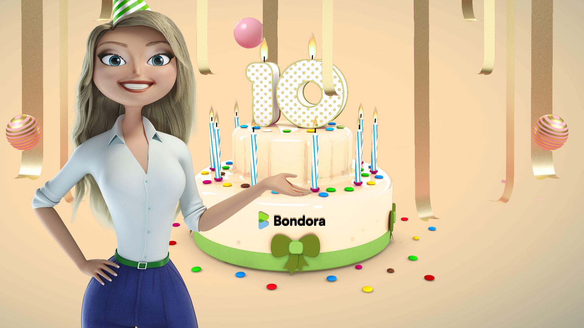 Bondora 10 birthday