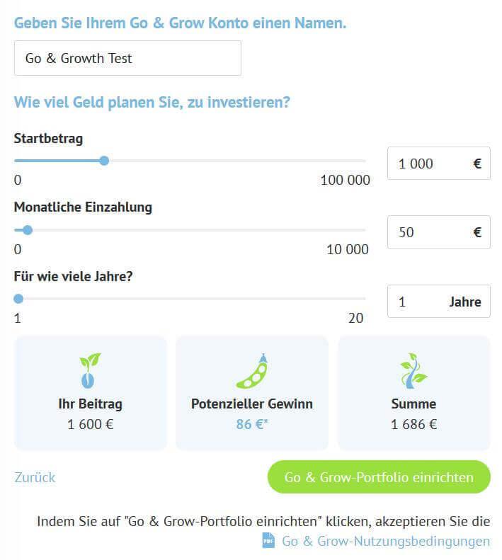 bondora-go-growth-konfiguration