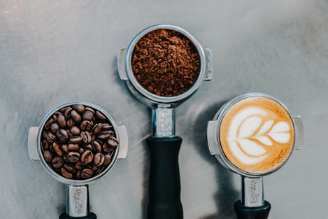 Gourmet-Kaffees sind fester Bestandteil des Lebensstils.