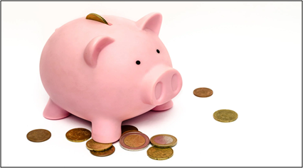 Using micro budgeting helps you account for all your spending.