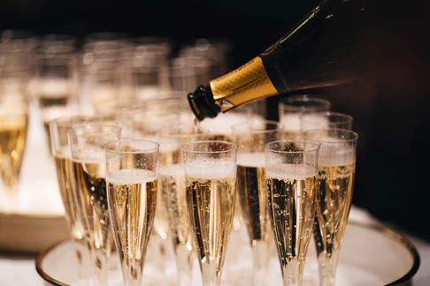 Pop the champagne to another record-breaking month!