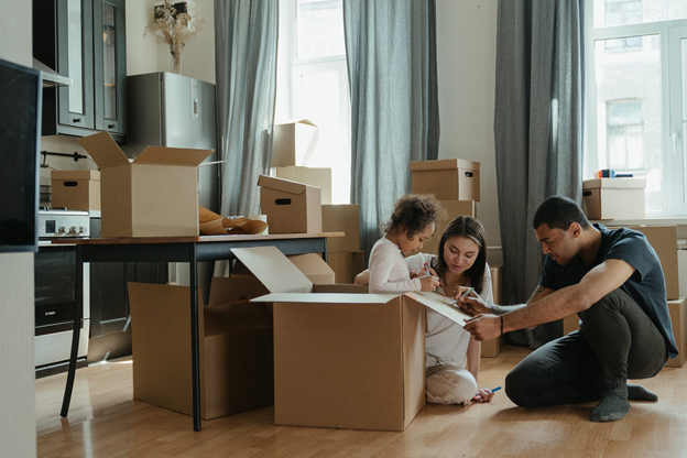 Why moving to a new place could be a wealth-building tool.