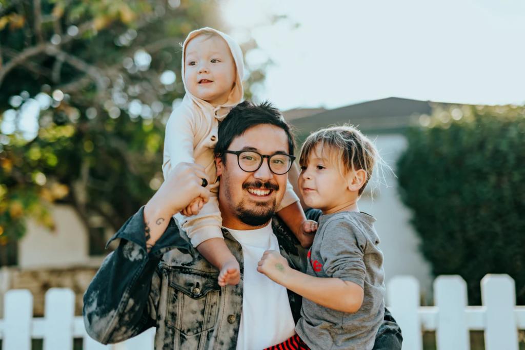 Das Gründen einer Familie ist ein guter Grund, der gegen die FIRE-Methode spricht