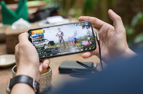 A mobile gaming SPAC