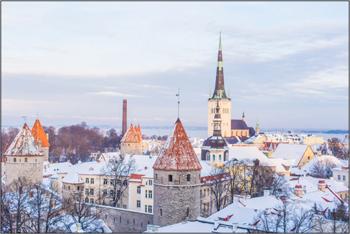 Estonia has made the tax process simple, easy, and affordable.