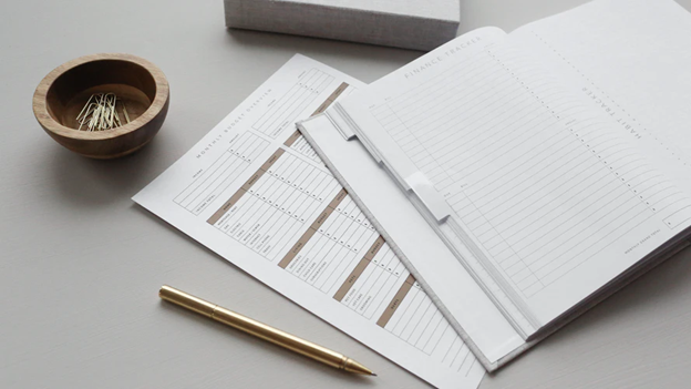 A tried and tested method to keep track of your expenses.