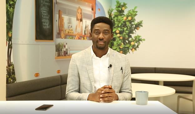 Temiloluwa begann 2016 bei Bondora im Investor-Relations-Team. Jetzt leitet er diese Gruppe spezialisierter Investor Associates.