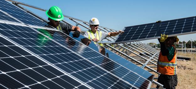 Solarmodule sind inzwischen weit verbreitet