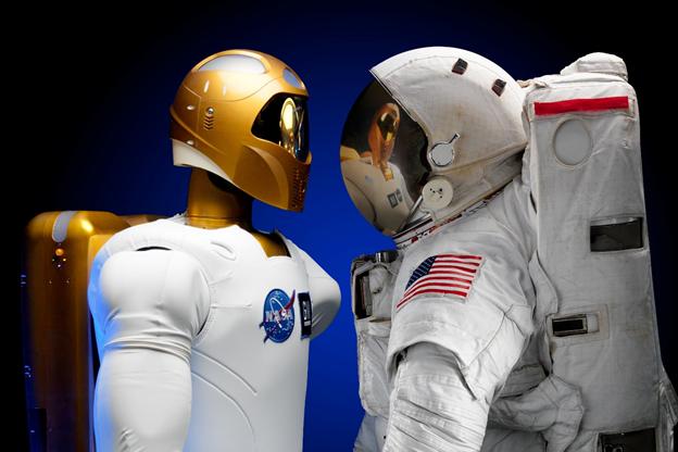 KI und Raumfahrt: zwei Bereiche, die sich im kommenden Jahrzehnt enorm weiterentwickeln werden