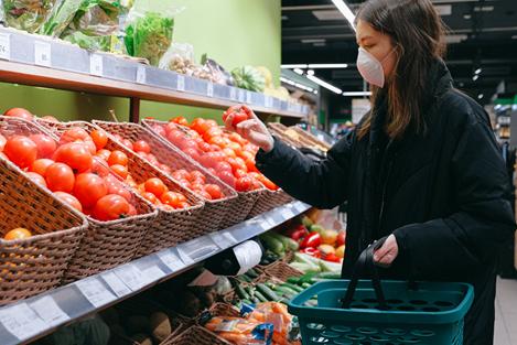 Während der Pandemie haben die Verbraucher ihre Kaufgewohnheiten geändert