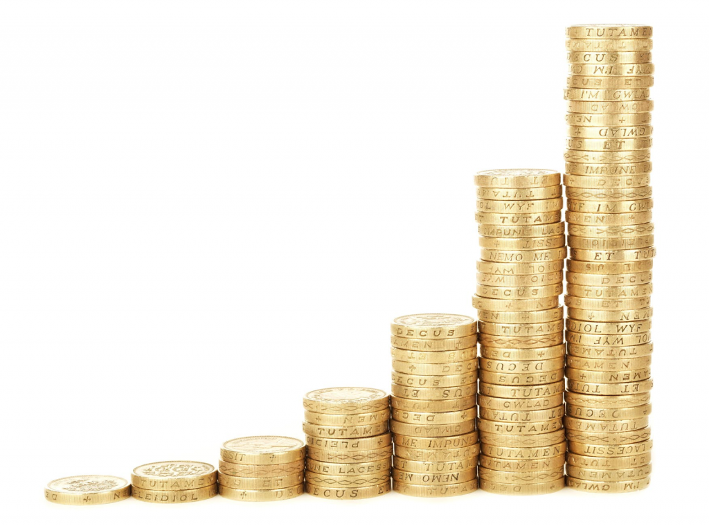 less risk-averse and favor higher returns