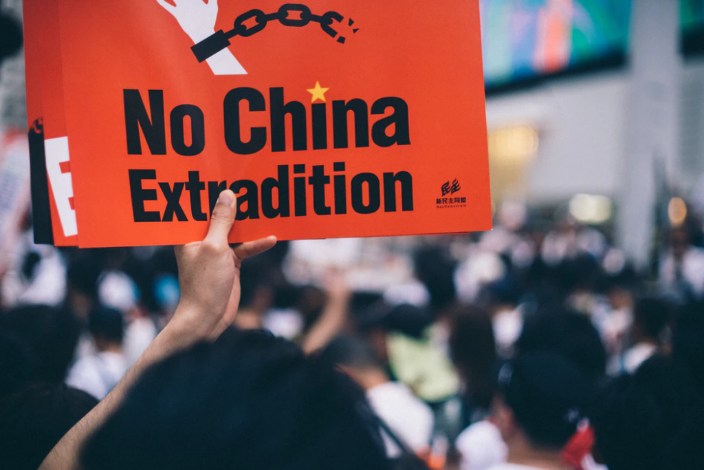 no china extradition