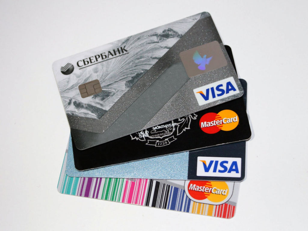 stop using your credit cards